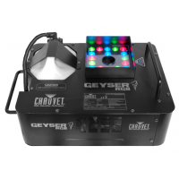 Chauvet GEYSER RGB Smoke / Fog Machine 1500W 21 RGB LED