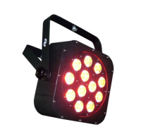 Hire Wash Fixture 12x10W 6-in-1 LED RGBWAUV
