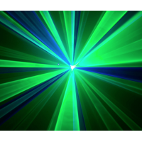 Hire Laser Medium - Green, Blue, Cyan Colour
