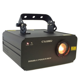 CR Double Power RGY Laser
