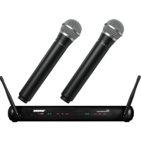 Shure SVX288/PG58 Dual Wireless System