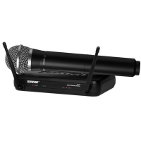 Shure SVX24/PG58 Wireless Vocal System