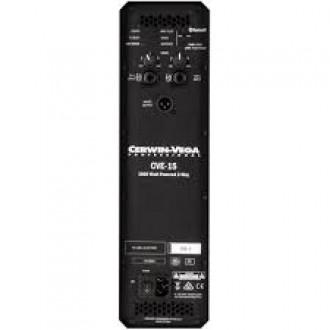 "CVE-15 15"" 1000 WATT POWERED LOUD SPEAKER with Bluetooth"