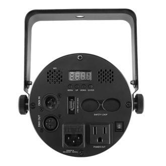 Battery Powered Parcan : Chauvet DJ EZParT6-USB