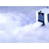 Antari ICEFOG 1000W Low Lying Ice Fog Machine with DMX