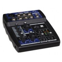 Wharfedale CONNECT502USB Mixer With USB, 5 Inputs, 2 Outputs